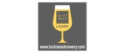 Loch Ness Brewery Lager