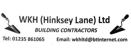 WKH (Hinksey Lane) Ltd