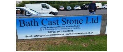 Bath Cast Stone