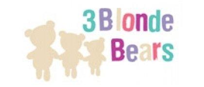 3 Blonde Bears