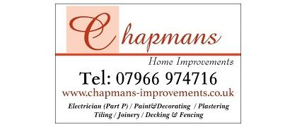 Chapmans Home improvements