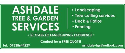 Ashdale Tree & Garden Services
