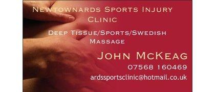 Newtownards Sports Injury Clinic