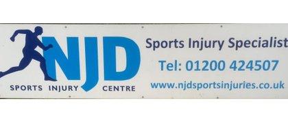 NJD SPORTS INJURIES