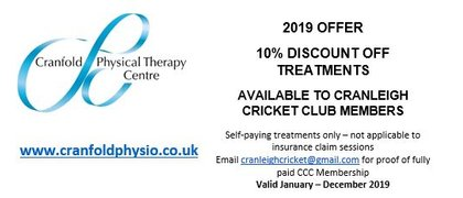 Cranfold Physio Therapy