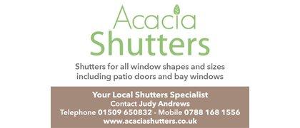 Acacia Shutters
