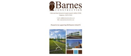 Barnes Construction