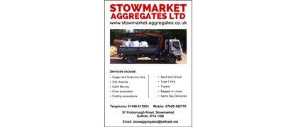 Stowmarket Aggregates Ltd