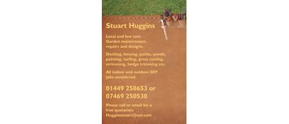 Stuart Huggins