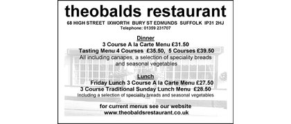 Theobalds Restaurant