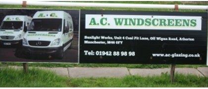 A.C. Windscreens