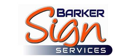 Barker Signs