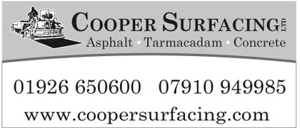 Cooper Surfacing