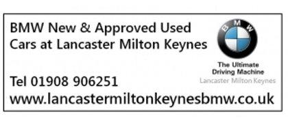 Lancaster BMW Milton Keynes