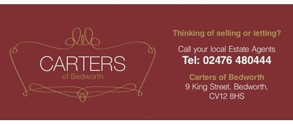 Carters Estate Agents Bedworth