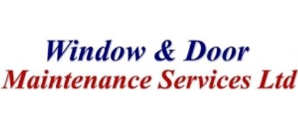 Window and Door Maintenance Services