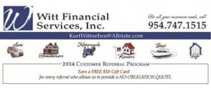 WITT Financial Services