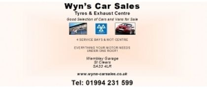Wyn's Car Sales