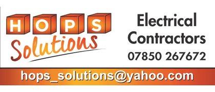 HOPS Solutions - Electrical Contractors