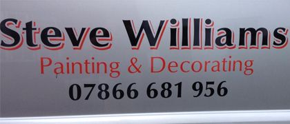 Steve Williams Painting & Decorating