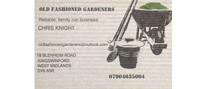 Old Fashioned Gardners