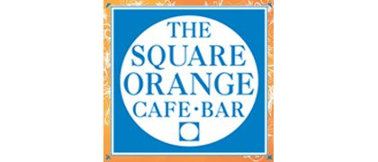 Square Orange Cafe