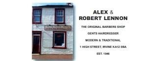 Alex & Robert Lennon Gents Barbers