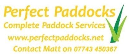 Perfect Paddocks