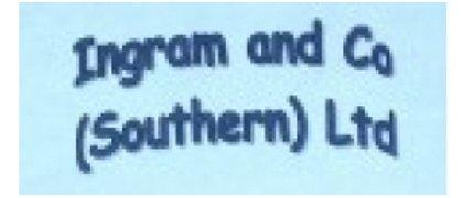 Ingram & Co (Southern) Ltd