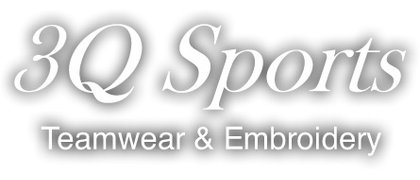 3Q Sports Teamwear & Embroidery