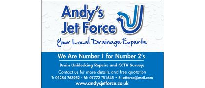 Andy's Jetforce