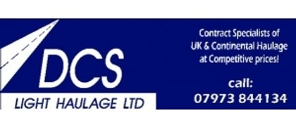 DCS LIGHT HAULAGE LTD
