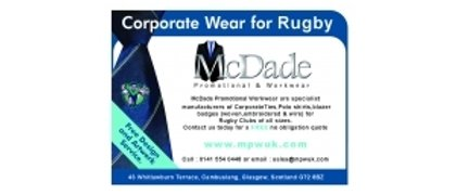 McDade Promotional Workwear