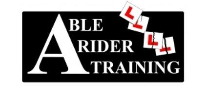 Able Rider Training