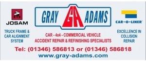 Gray & Adams Car Shop