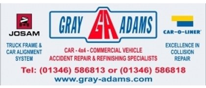 Gray & Adams Car Shop