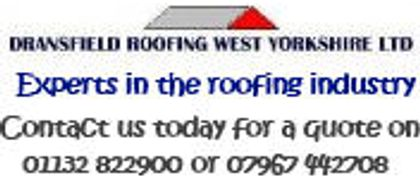 Dransfield Roofing West Yorkshire