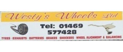 Westy's Wheels