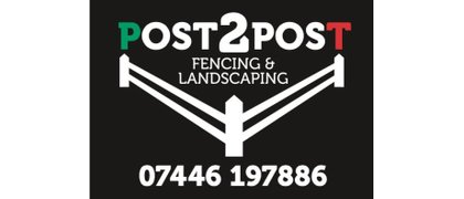 Post 2 Post Fencing & Groundworks