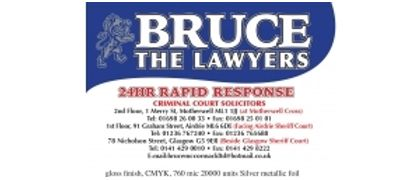 Bruce the Lawyers