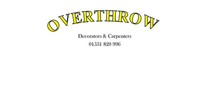 Overthrow Decorators and Carpenters