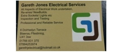 Gareth Jones Electrical Services