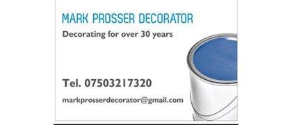 Mark Prosser Decorator