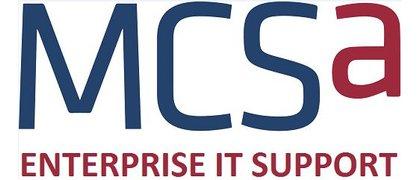 MCSA Enterprise IT Support