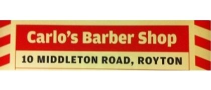 Carlo's Barber Shop, Middleton Rd, Royton