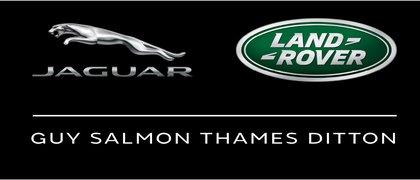 Guy Salmon Jaguar