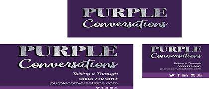 Purple Conversations