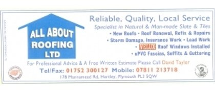 All About Roofing Ltd
