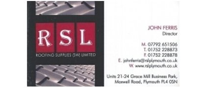 RSL Roofing Supplies