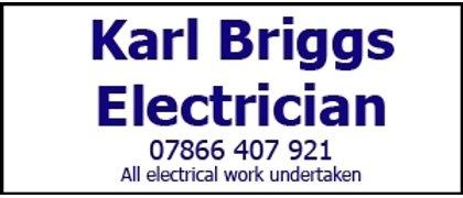 Karl Briggs Electrician